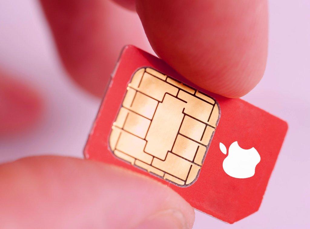 Apple operatorem komórkowym?