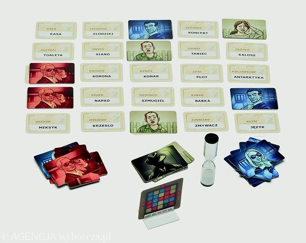 'Kombinacji ułożenia kart jest tak dużo, że każda rozgrywka całkowicie różni się od poprzedniej'. Michał