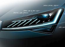Skoda Superb wykorzysta technologię znaną z Audi - pojawią się reflektory Full LED matrix