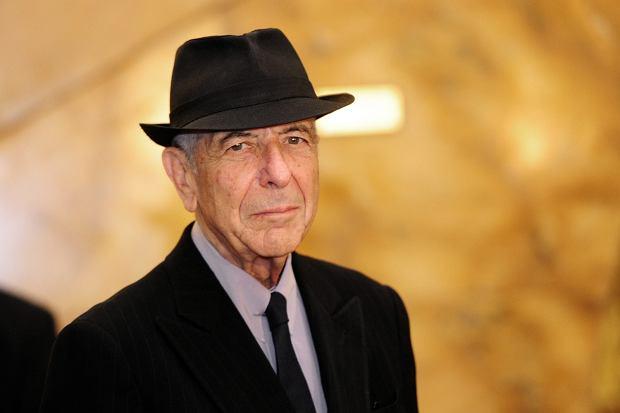 Leonard Cohen w Gijon