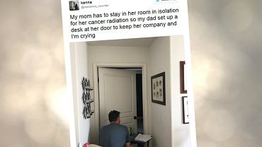 Dla internautów Jon stał się przykładem męża, który trwa przy swojej żonie 'na dobre i na złe'