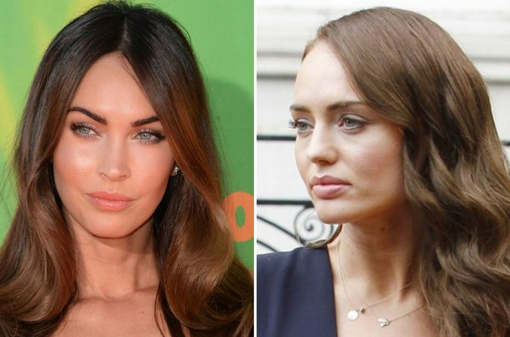 Megan Fox, Laura Haddock