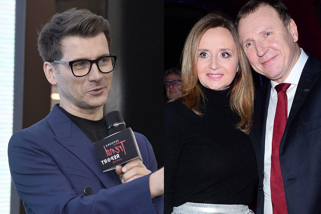 Tomasz Kammel, Joanna Kurska, Jacek Kurski