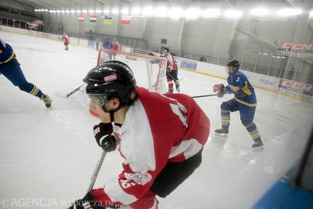 Hokej na lodzie. Polska - Węgry 2:4. Biało-czerwoni prowadzili z Węgrami, ale przegrali