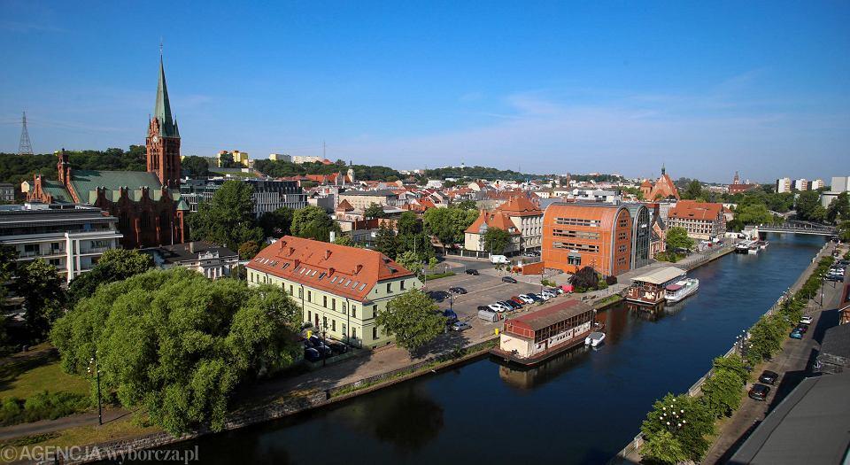 Brda w Bydgoszczy