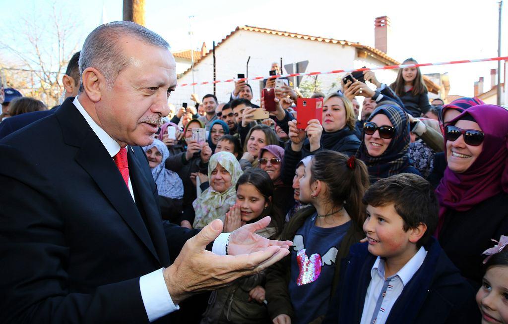 Greece Turkey Erdogan