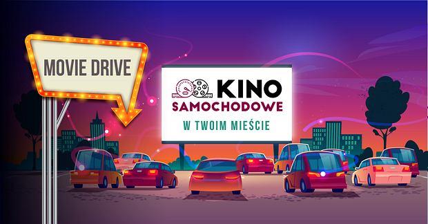 W Toruniu będzie kino samochodowe. Organizatorzy szukają odpowiedniego miejsca