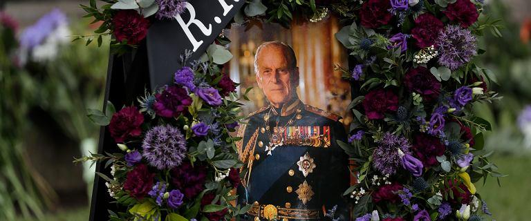 Pogrzeb księcia Filipa. Zamiast kilkuset gości - tylko 30. Jest lista