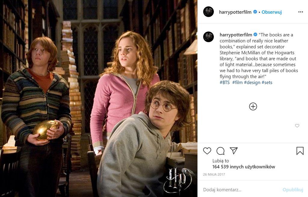 Netflix - 'Harry Potter' pojawił się w ofercie popularnej platformy