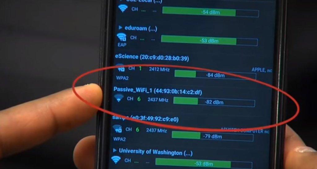 Pasywne WiFi może być rewolucją