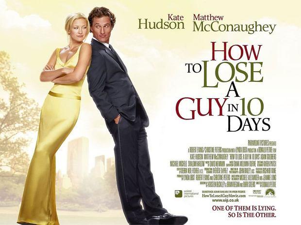 Jak stracić chłopaka w 10 dni