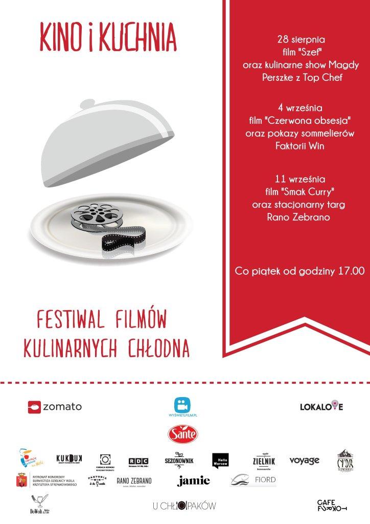 Kino i Kuchnia na Chłodnej
