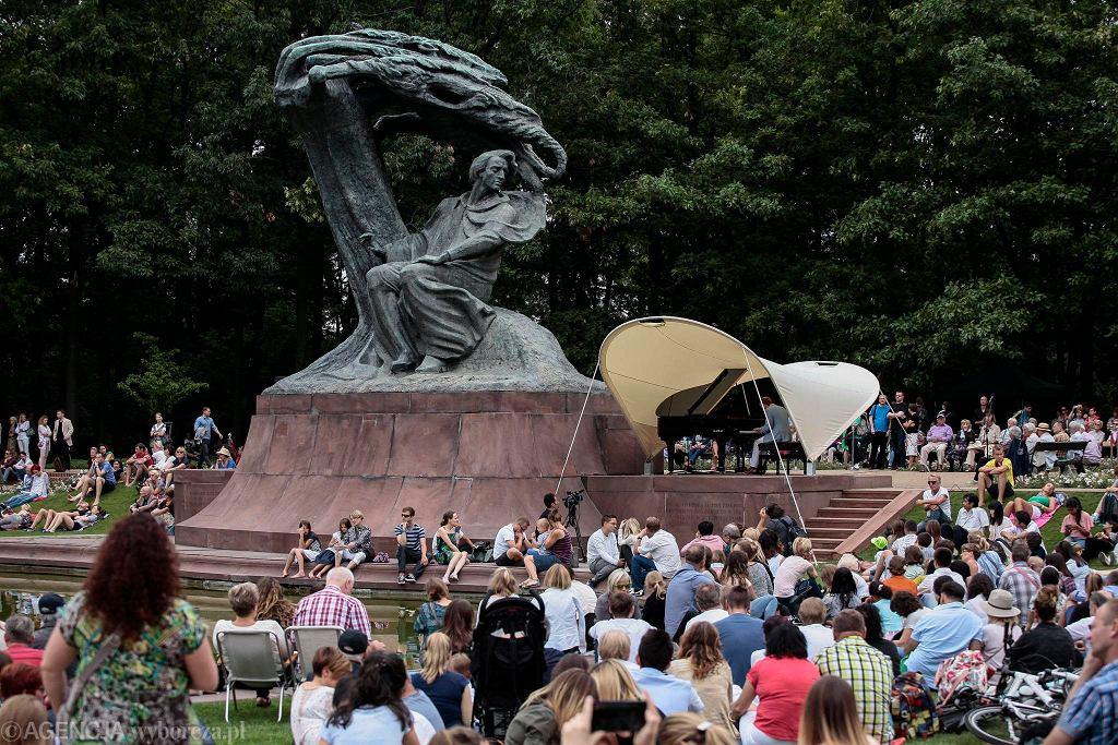 Koncerty Chopinowskie 2018 Powrócą Do łazienek Królewskich