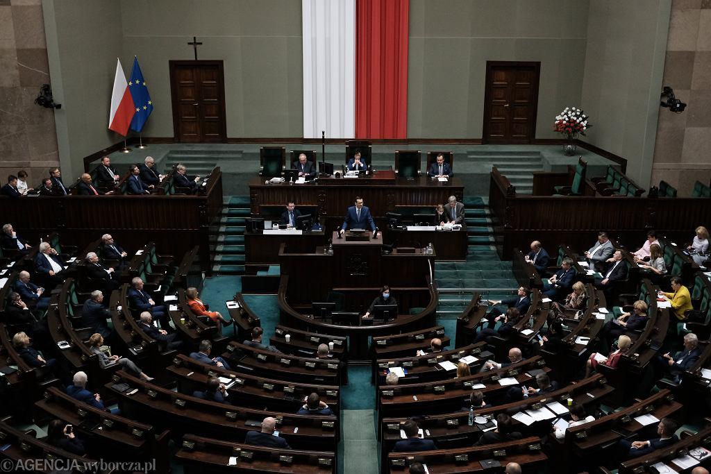 12 posiedzenie Sejmu IX Kadencji - dzień czwarty.