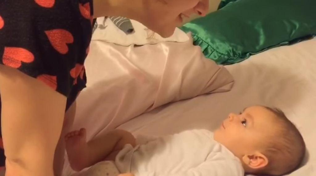 Victoria z synkiem