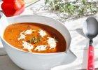 Krem z pomidorów - Zdjęcia