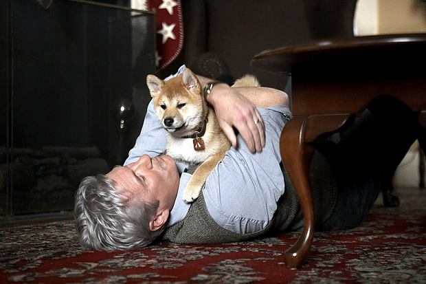 HACHIKO: A DOG'S STORY, Richard Gere, 2009.