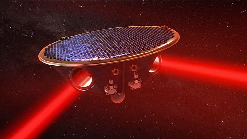 Tak ma wyglądać jeden z próbników, które będą tworzyć detektor fal grawitacyjnych LISA w kosmosie