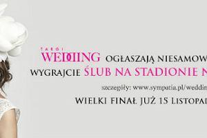 Weź ślub na Stadionie Narodowym! Nietypowy konkurs dla zakochanych par