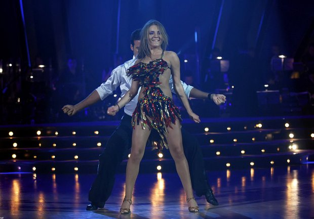 Taniec z gwiazdami, Kasia Tusk, Stefano Terrazzino, 2007