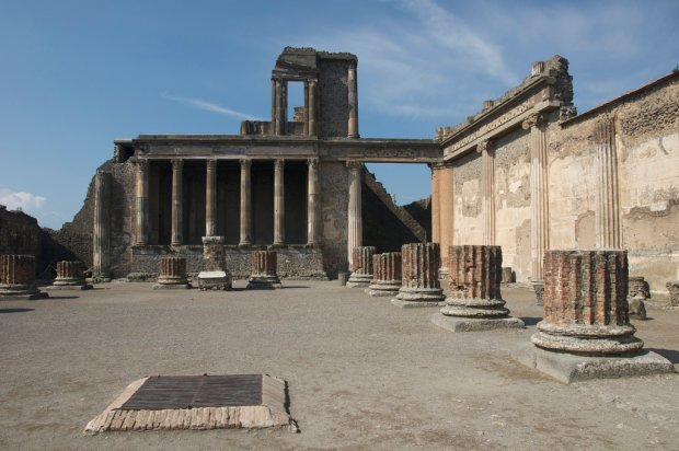 Pompeje, Włochy