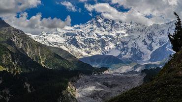 Nanga Parbat to dziewiąty co do wysokości szczyt świata