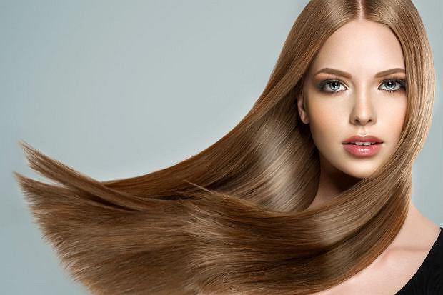 Nafta kosmetyczna na włosy