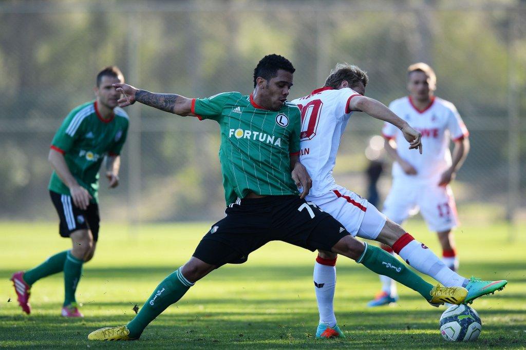 Legia - FC Koeln 2:2