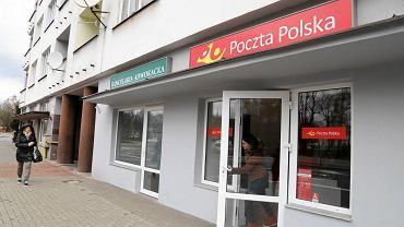 Nowa poczta przy ul. Branickiego