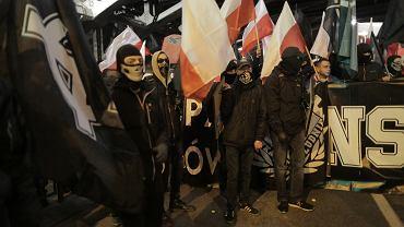 Obchody Dnia Niepodległości, 11.11.17 Warszawa.