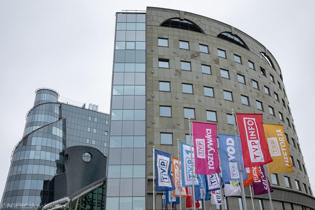 Siedziba TVP w Warszawie