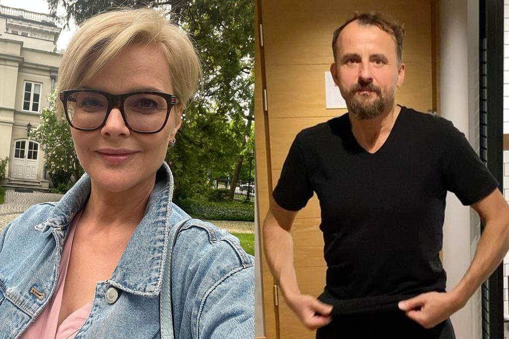 Monika Richardson, Konrad Wojterkowski