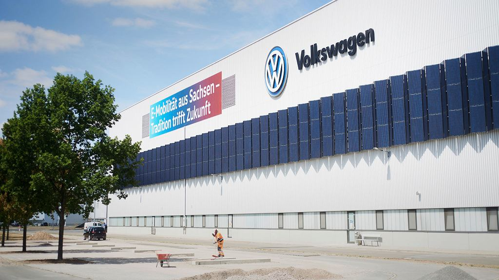 Fabryka Volkswagena w Zwickau