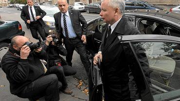 Na zdjęciu: Jarosław Kaczyński