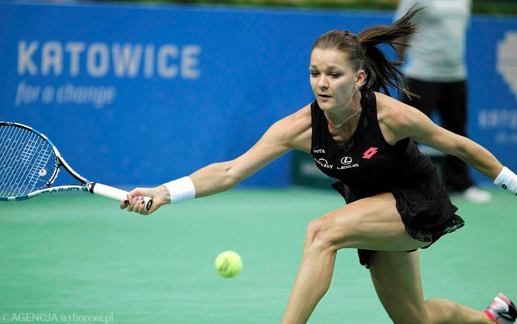 Sukcesy Agnieszki Radwańskiej powinny zachęcić do uprawiania tenisa