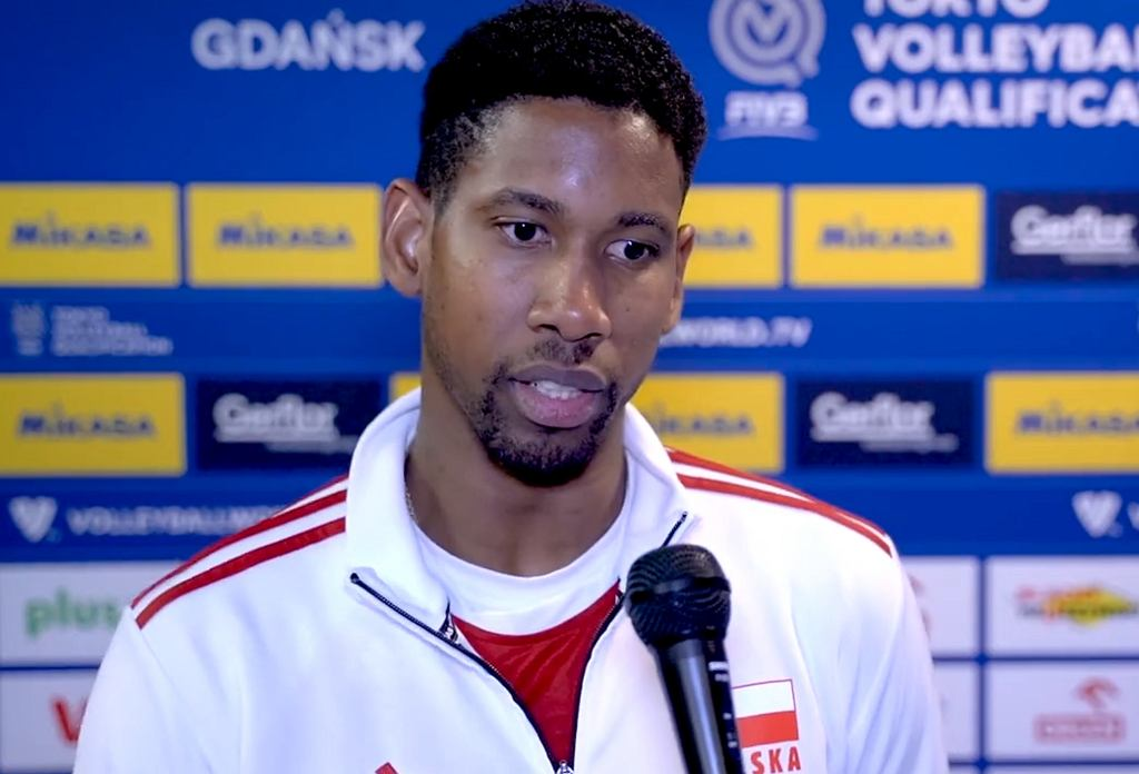 Wilfredo Leon po meczu ze Słowenią