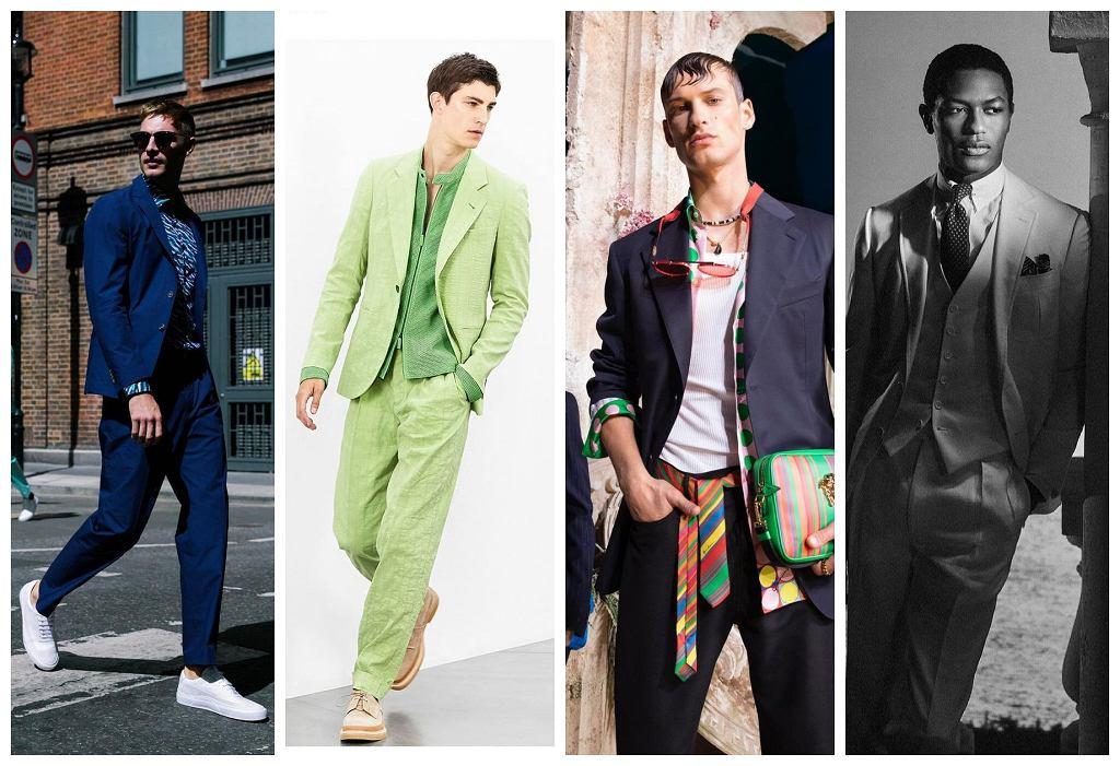Pokazy SS21: Ralph Lauren, Emporio Armani, Versace, Boss