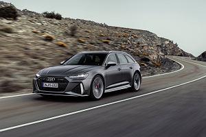 Nowe Audi RS6. Rodzinne kombi z 600-konnym V8 pod maską