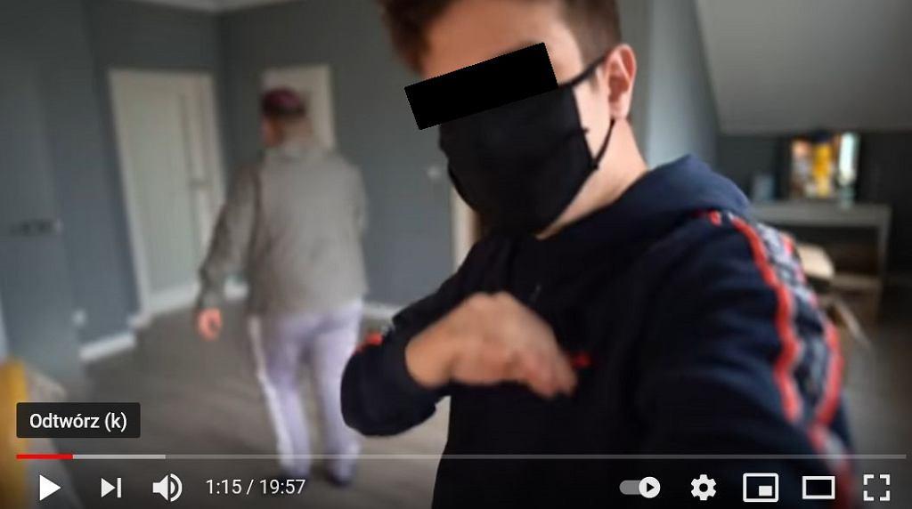 youtuber Kamerzysta zostanie w areszcie