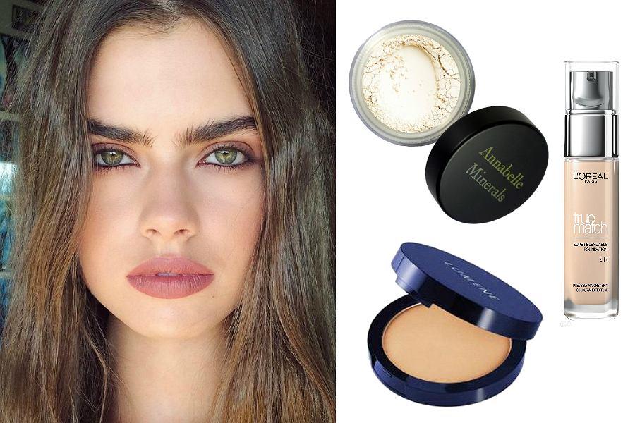 Make up no make up - podkłady