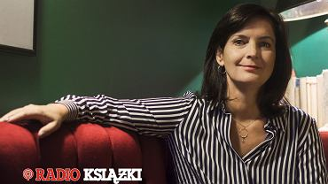 Joanna Kuciel-Frydryszak w Radiu Książki