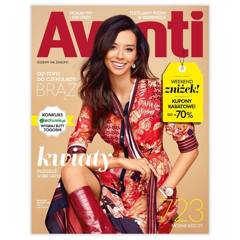 Wrześniowy numer Avanti z kuponami rabatowymi