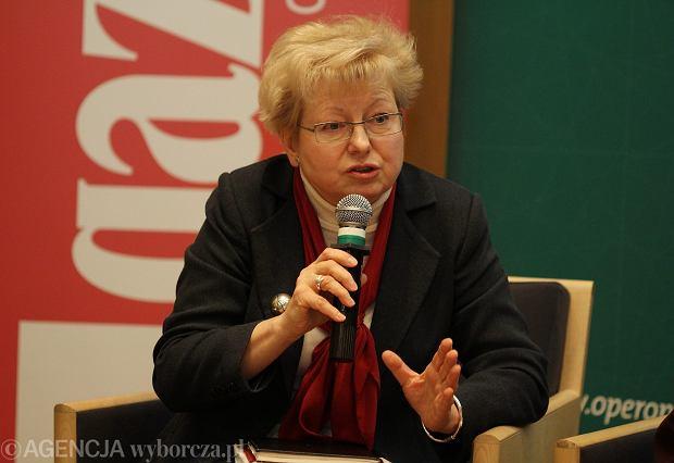 Prof. Joanna Choińska-Mika