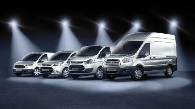 Nowa rodzina Ford Transit