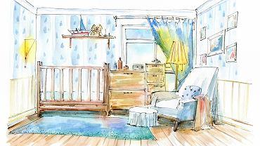 Jaki powinien być kącik dla dziecka? Estetyczny, ale przede wszystkim - funkcjonalny.