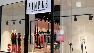 Sklep marki Simple