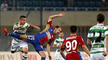 Sasa Zivec to specjalista od niekonwencjonalnych zagrań. Słoweniec, zanim trafił do Piasta, zagranicznej piłki zakosztował tylko przez pół roku w CSKA Sofia.