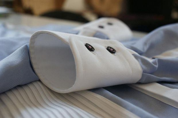 Koszula z kolekcji Maisu, moda męska, koszule