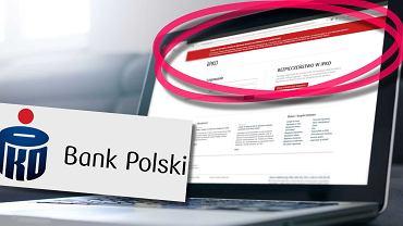 PKO BP ostrzega: SMS z wezwaniem do zapłaty może być fałszywy