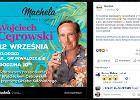 Wojciech Cejrowski ma wystąpić w piekarni w Kłodzku. Mieszkańcy protestują i zapowiadają bojkot jej wypieków